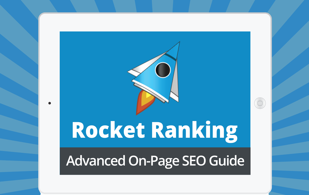 Rocket Ranking On Page SEO